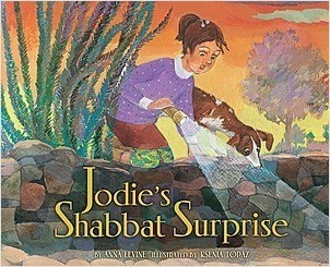 Cover: Jodie's Shabbat Surprise