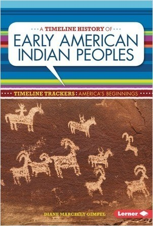 Cover: Timeline Trackers: America's Beginnings — Library Bound Set