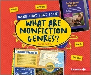 Cover: What Are Nonfiction Genres?