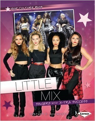 Cover: Little Mix: Singers with X-tra Success