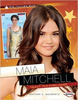 Cover: Maia Mitchell: Talent from Down Under