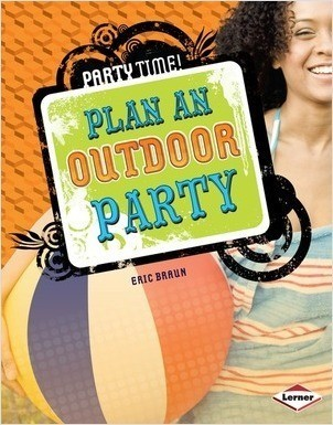 Cover: Plan an Outdoor Party