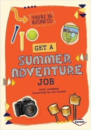 Cover: Get a Summer Adventure Job