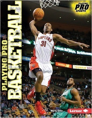 Cover: Playing Pro Basketball