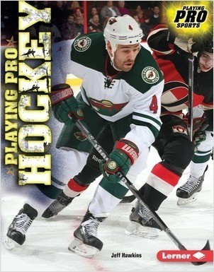 Cover: Playing Pro Hockey
