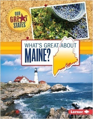 Cover: What's Great about Maine?