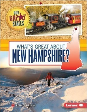 Cover: What's Great about New Hampshire?