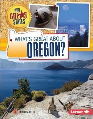 Cover: What's Great about Oregon?