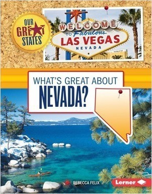 Cover: What's Great about Nevada?