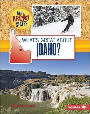Cover: What's Great about Idaho?