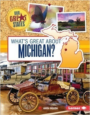 Cover: What's Great about Michigan?