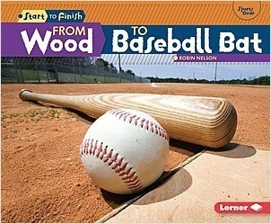 Cover: From Wood to Baseball Bat