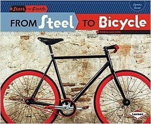 Cover: From Steel to Bicycle