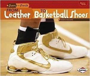 Cover: From Leather to Basketball Shoes