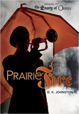 Cover: Prairie Fire