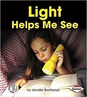 Cover: Light Helps Me See