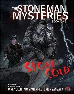 Cover: Stone Cold: Book 1
