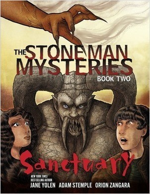 Cover: The Stone Man Mysteries — Paperback Set