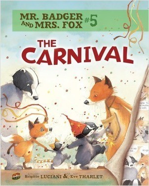 Cover: The Carnival: Book 5