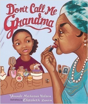 Cover: Don't Call Me Grandma