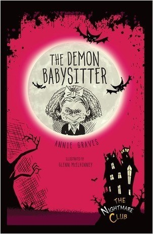 Cover: The Demon Babysitter