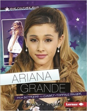 Cover: Ariana Grande: From Actress to Chart-Topping Singer