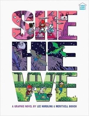 Cover: SheHeWe