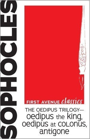 Cover: The Oedipus Trilogy — Oedipus the King, Oedipus at Colonus, Antigone
