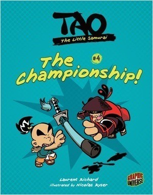 Cover: The Championship!: Book 4