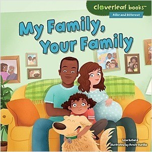 Cover: My Family, Your Family