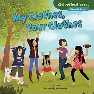 Cover: My Clothes, Your Clothes