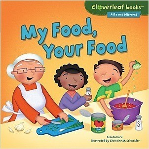 Cover: My Food, Your Food