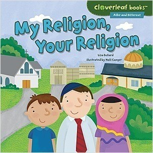 Cover: My Religion, Your Religion