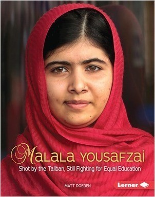 Cover: Malala Yousafzai: Shot by the Taliban, Still Fighting for Equal Education