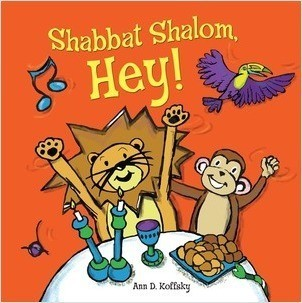 Cover: Shabbat Shalom, Hey!