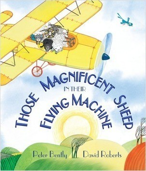 Cover: Those Magnificent Sheep in Their Flying Machines