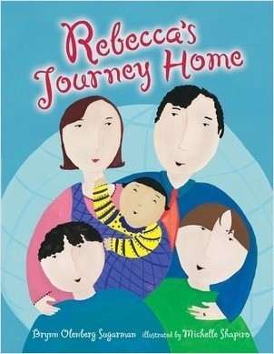 Cover: Rebecca's Journey Home