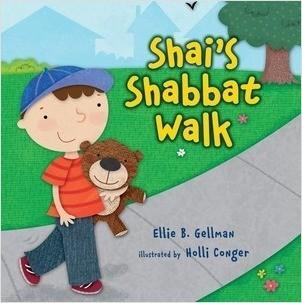 Cover: Shai's Shabbat Walk