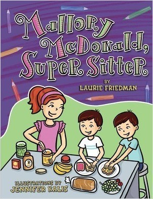 Cover: Mallory McDonald, Super Sitter