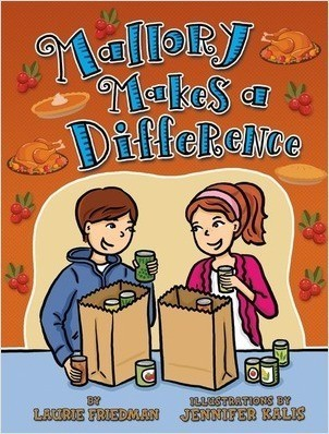Cover: Mallory Makes a Difference