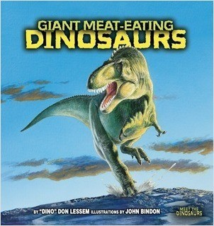 Cover: Giant Meat-Eating Dinosaurs