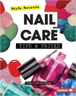 Cover: Nail Care Tips & Tricks