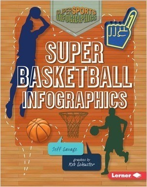 Cover: Super Basketball Infographics