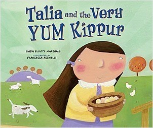 Cover: Talia and the Very YUM Kippur