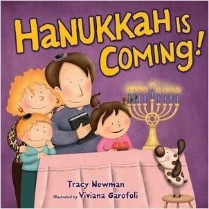 Cover: Hanukkah Is Coming!