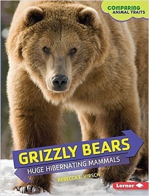 Cover: Grizzly Bears: Huge Hibernating Mammals
