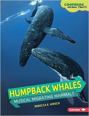 Cover: Humpback Whales: Musical Migrating Mammals