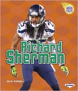 Cover: Richard Sherman