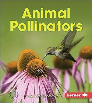 Cover: First Step Nonfiction — Pollination Audisee® eBooks with Audio Bundle (Multi-User) — Audisee® eBook with Audio Set