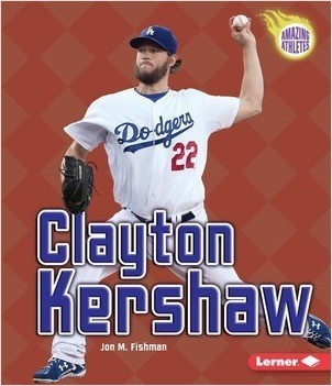 Cover: Clayton Kershaw